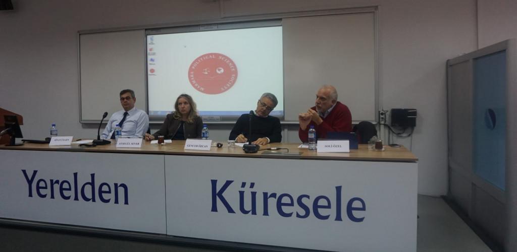 Türk-Amerikan İlişkileri Nereye Gidiyor Paneli